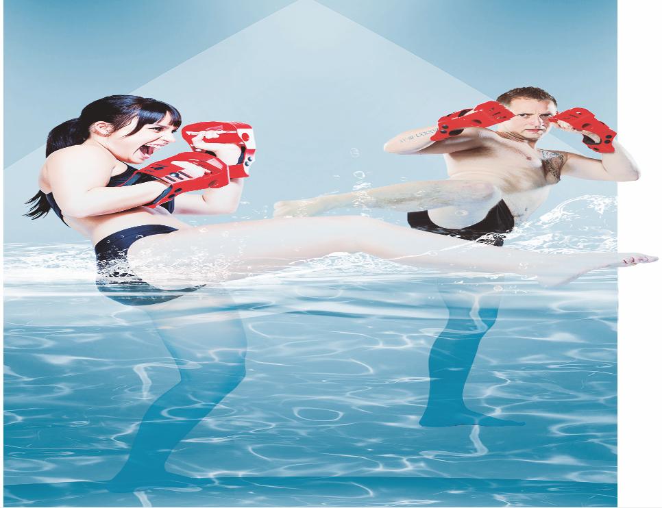 aquaboxing aquabecool